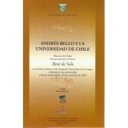 Andrés Bello y la Universidad de Chile