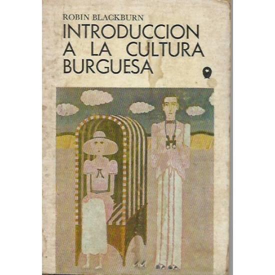 Introducción a la cultura burguesa