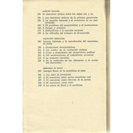 Historia del marxismo Tomo 3-1