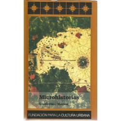 Microhistorias Guillermo Morón