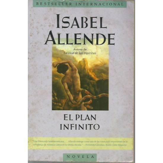 El plan infinito (novela) Isabel Allende