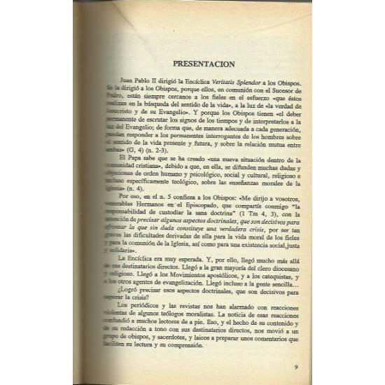 Veritatis splendor (Encíclica papal) Comentarios