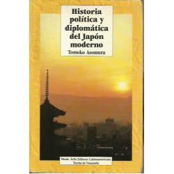 Historia política y diplomática del Japón moderno