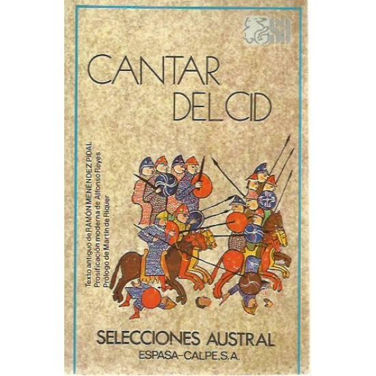 Cantar del Cid