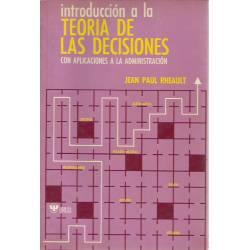 Introduccion a la teoria de las decisiones