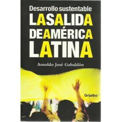 Desarrollo sustentable La salida de America Latina