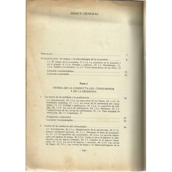 Teoria Microeconomica C. E.Ferguson