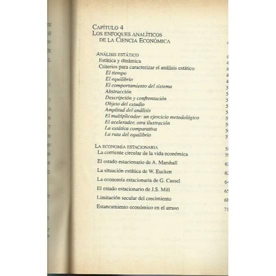 Metodología macroeconómica