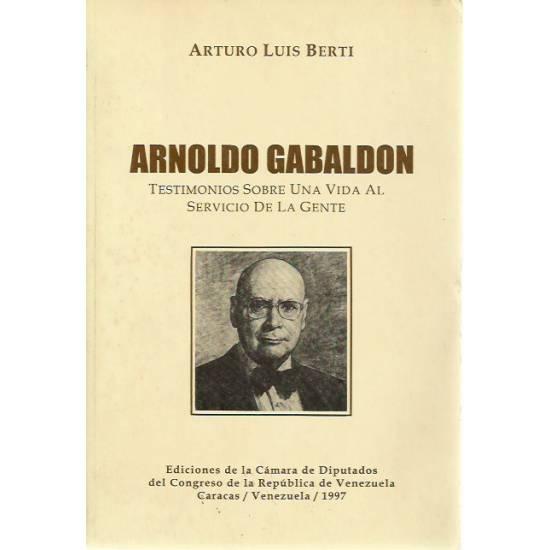 Arnoldo Gabaldon