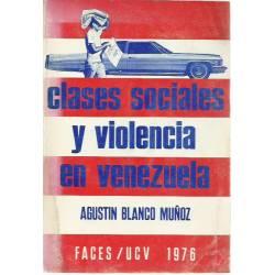 Clases sociales y violencia en Venezuela