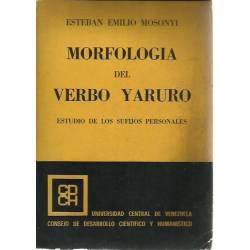 Morfologia del verbo yaruro