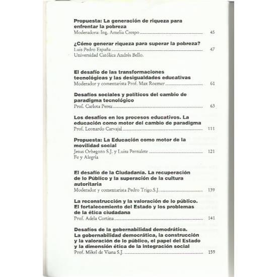 Venezuela Desafios y propuestas
