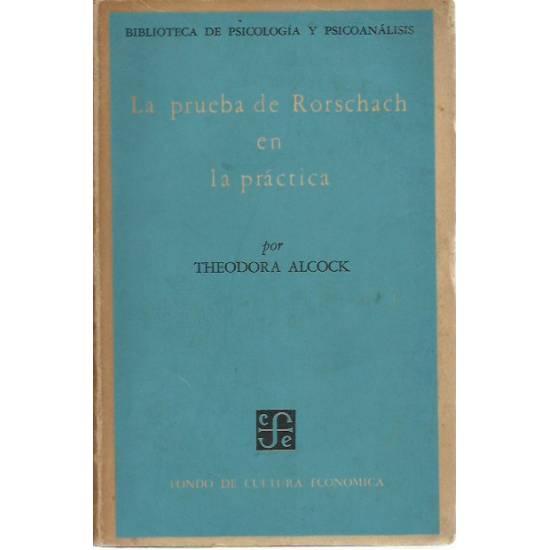 La prueba de Rorschach en la practica