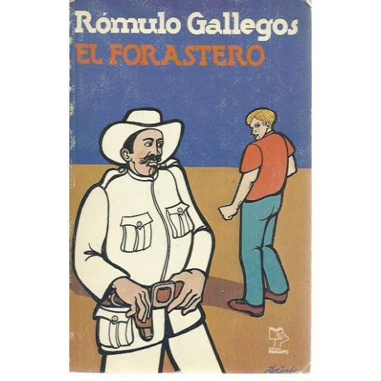 El Forastero (Novela)