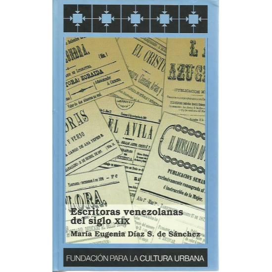 Escritoras venezolanas del siglo XIX