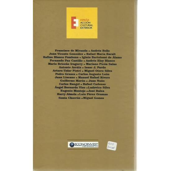 España en la escritura venezolana