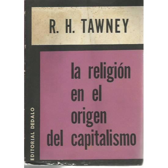 La religión en el origen del capitalismo