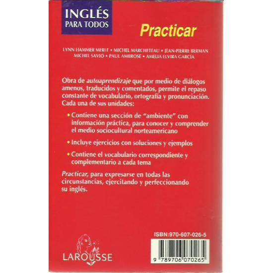 Inglés para todos (3 tomos)