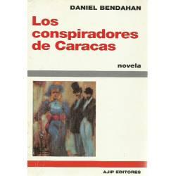 Los conspiradores de Caracas (novela)