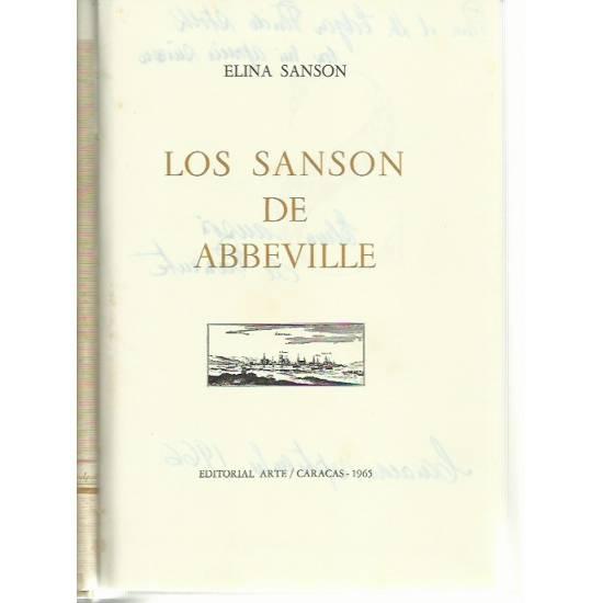 Los Sanson de Abbeville