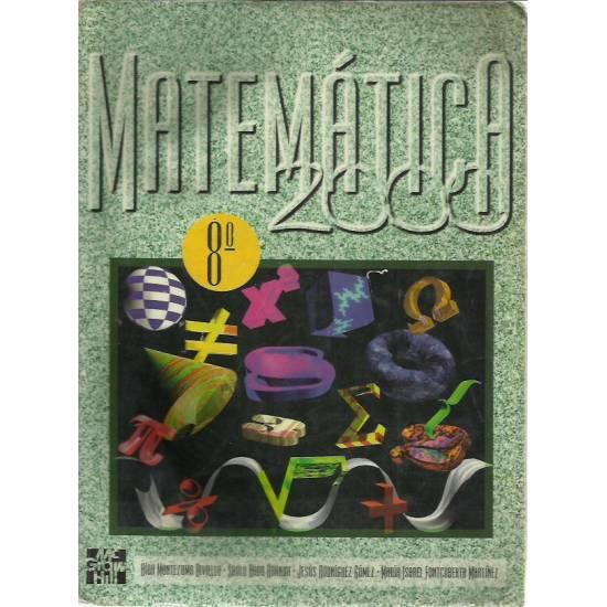 Matemática 2000 8vo Grado