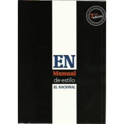 Manual de estilo El Nacional