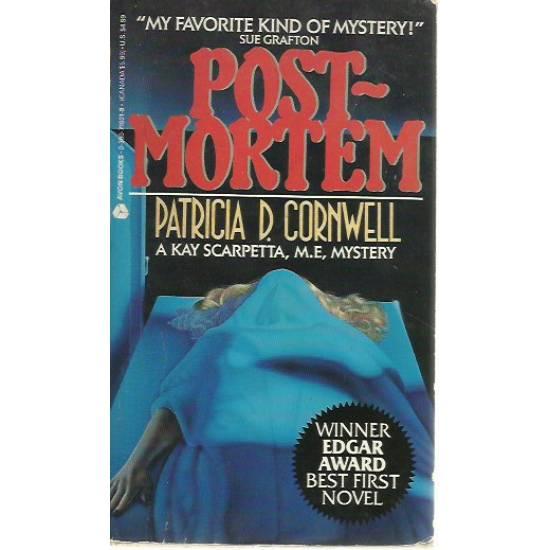 Post mortem (novela en inglés)