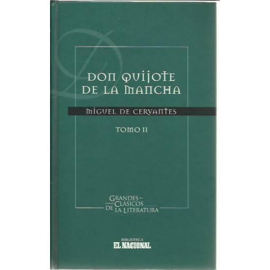 Don Quijote de la Mancha (2 tomos)