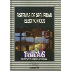 Sistemas de seguridad electrónicos