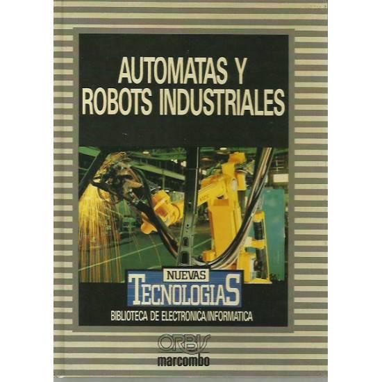 Autómatas y robots industriales