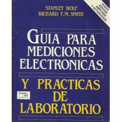 Guia para mediciones electrónicas y prácticas de laboratorio