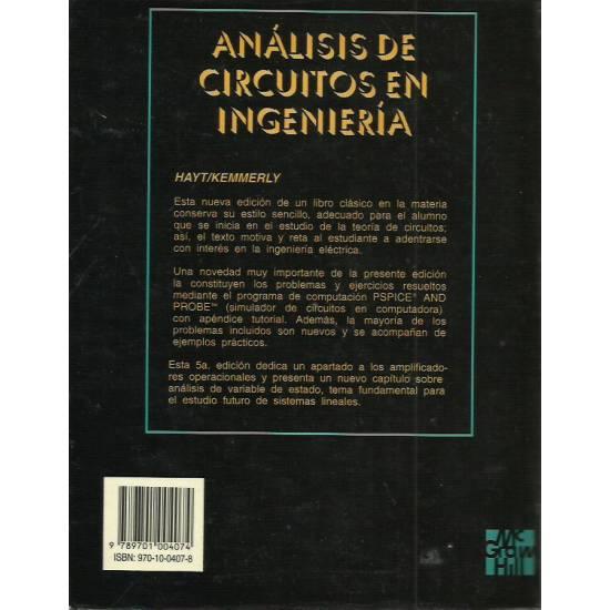 Análisis de circuitos en ingeniería
