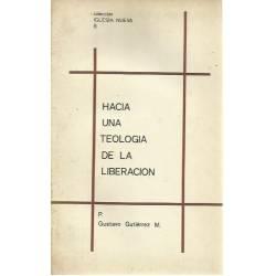 Hacia una teología de la liberación