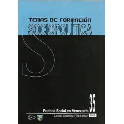 Política social en Venezuela