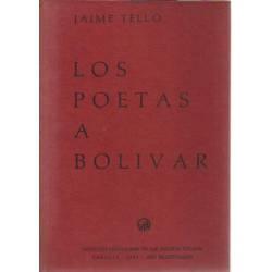 Los poetas a Bolívar