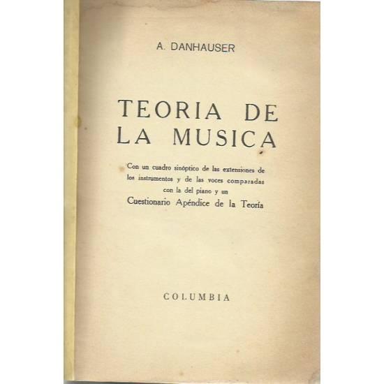 Teoría de la música