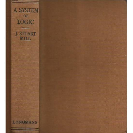 A system of logic rationative and inductive