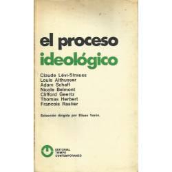 El proceso ideológico