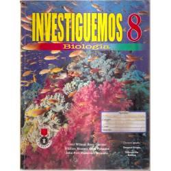 Biología Investiguemos 8 grado