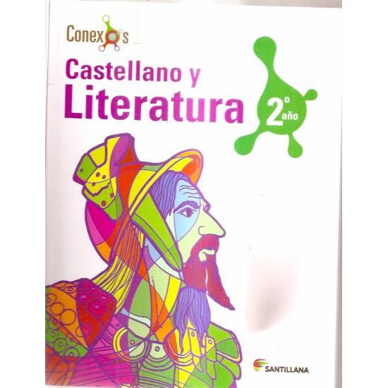 Castellano y literatura 2 año Santillana