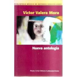 Nueva antología Victor Valera Mora