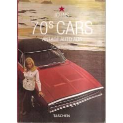 70 s Cars Vintage auto ads