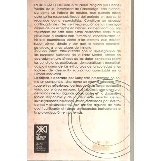 Guerreros y campesinos Desarrollo inicial de la economía europea 500-1200