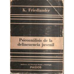 Psiconálisis de la delincuencia juvenil