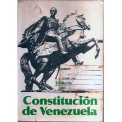 Constitución de la República de Venezuela e Himnos