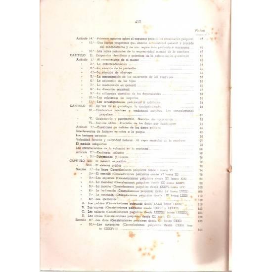 Tratado de Grafopsicología