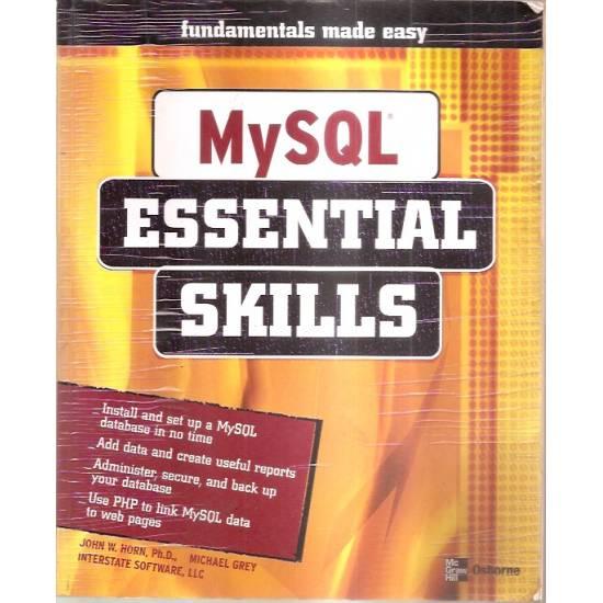 MySQL Essential skills