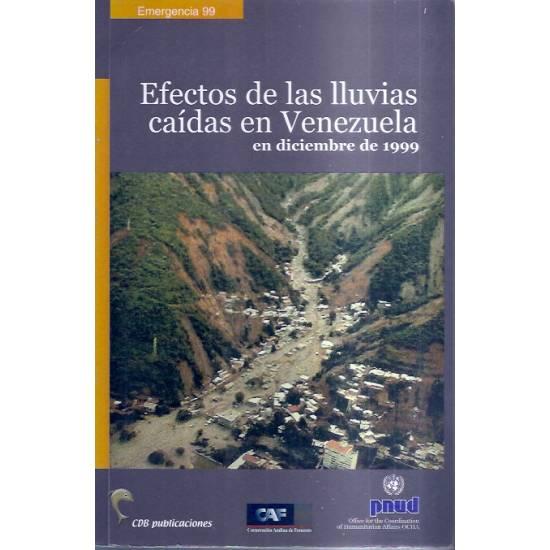 Efectos de las lluvias caídas en Venezuela en diciembre de 1999