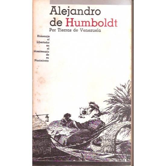 Alejandro de Humboldt por tierras de Venezuela