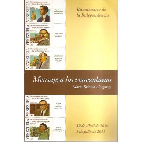 Mensaje a los venezolanos Ni leyenda negra ni leyenda dorada
